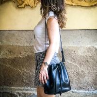 """Give it a look #2: Mon Look estival """"classique chic""""Sézane & Comptoir des cotonniers"""