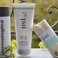 Test beauté bio/naturel #3: le nettoyant visage doux de Pai Skincare et le purifiant de Dermalogica